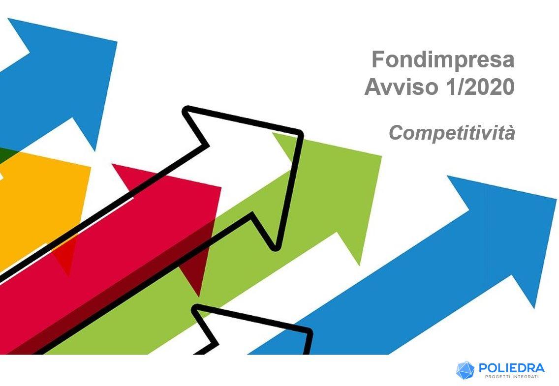 avviso 1_2020_FIMA - Poliedra Spa