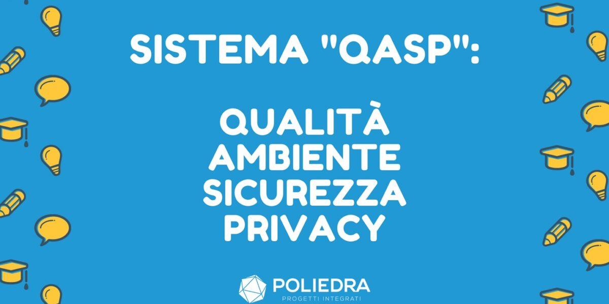 Sistema di gestione QASP - Poliedra